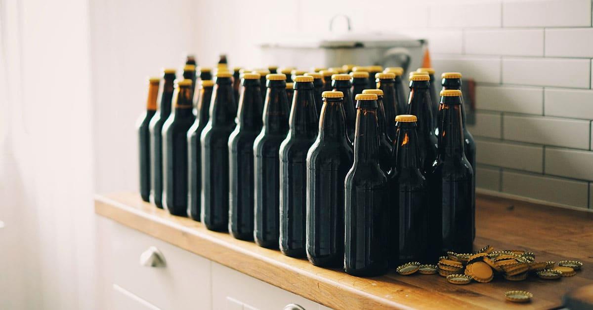 Procedimento birra fatta in casa