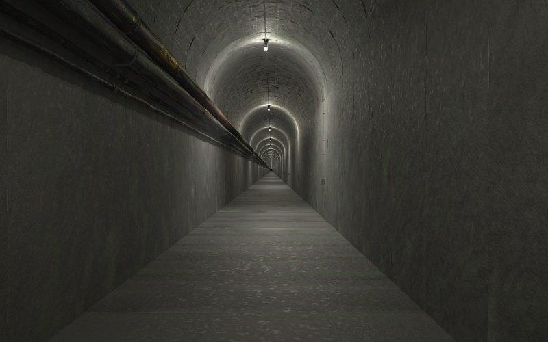 Luoghi sotterranei bunker più sicuri al mondo