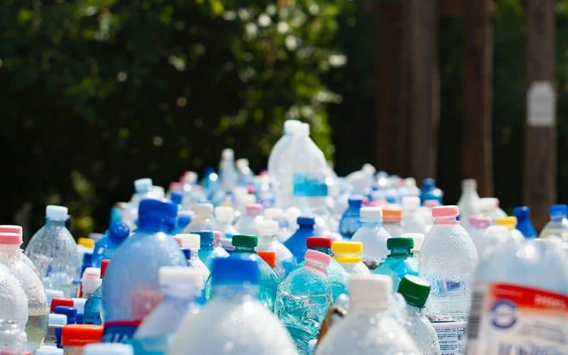 trasformare bottiglia di plastica in bobina