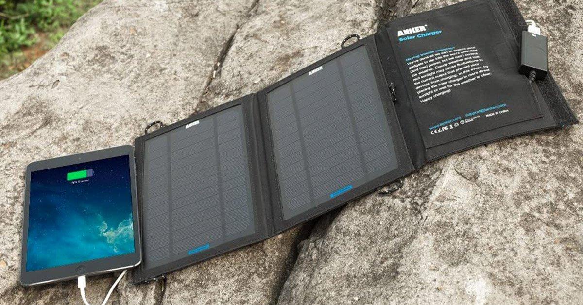 Pannello solare pieghevole Anker
