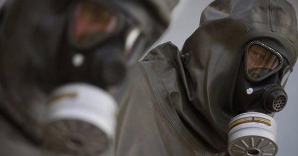 Gas nervino sarin