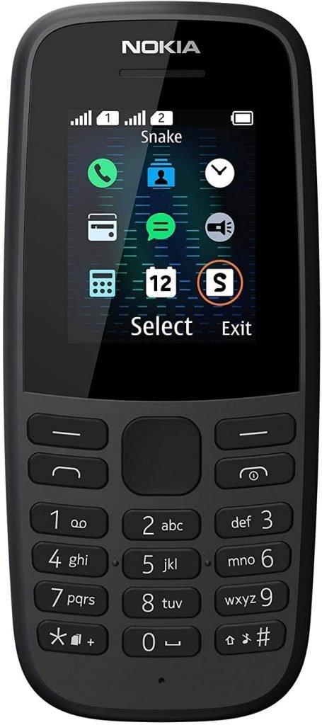 Nokia 105 - Telefono emergenza escursionismo