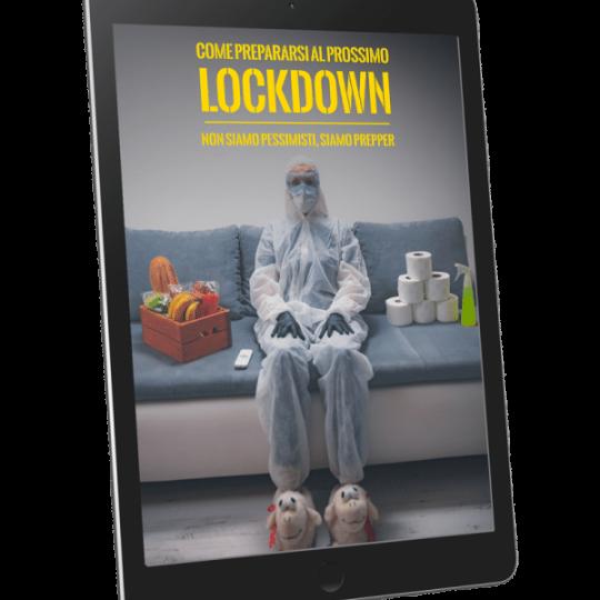 Come prepararsi al prossimo lockdown - Consigli utili