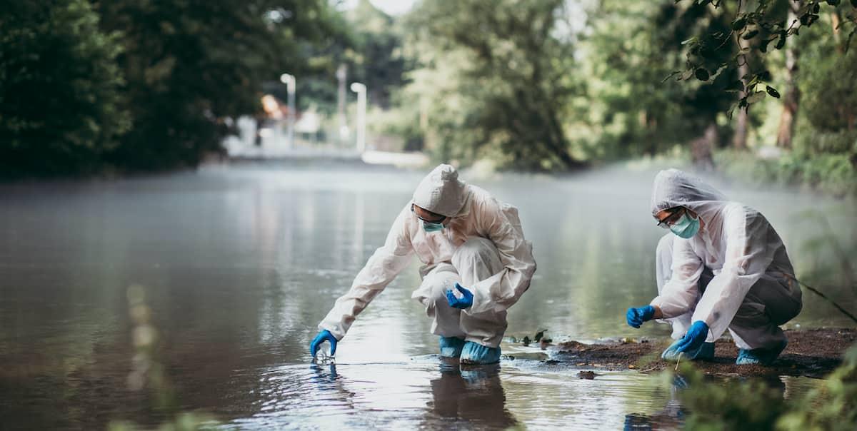 Contaminanti acqua - Guida ai potabilizzatori portatili