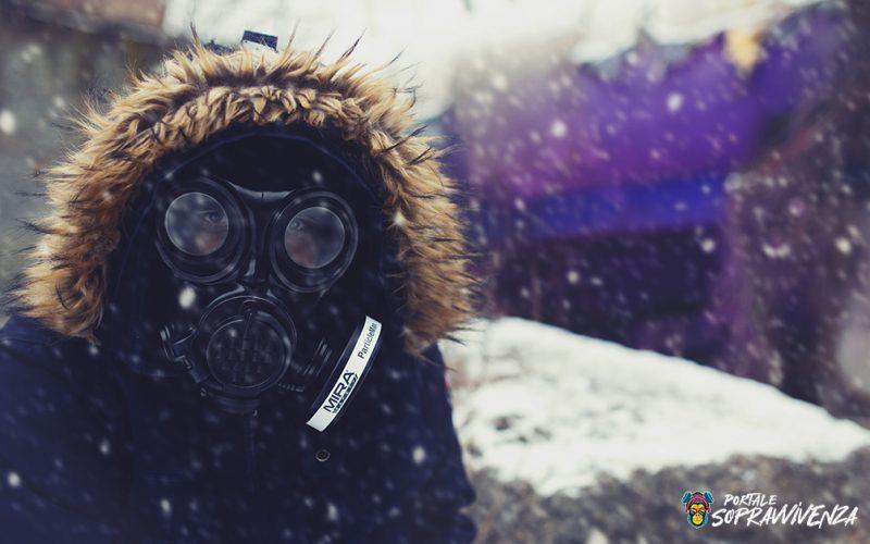 Mira Safety CM 7M - Recensione migliori maschere antigas CBRN