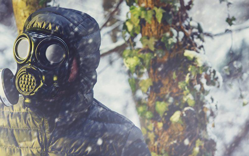 Maschera antigas CBRN Mira Safety CM 7M