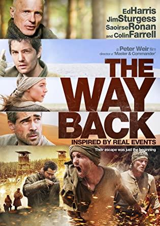 The Way Back - Film di sopravvivenza