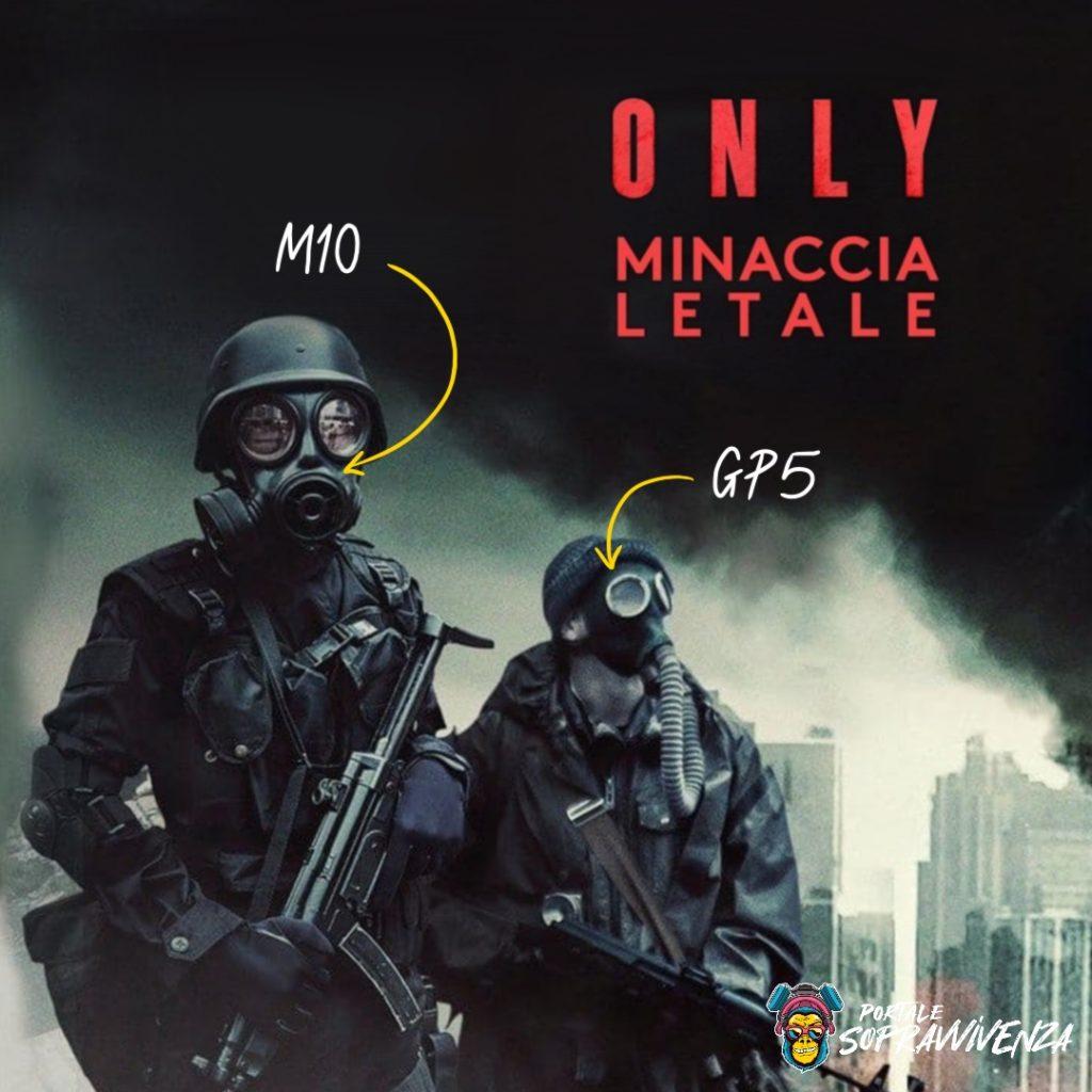 Only Minaccia Letale