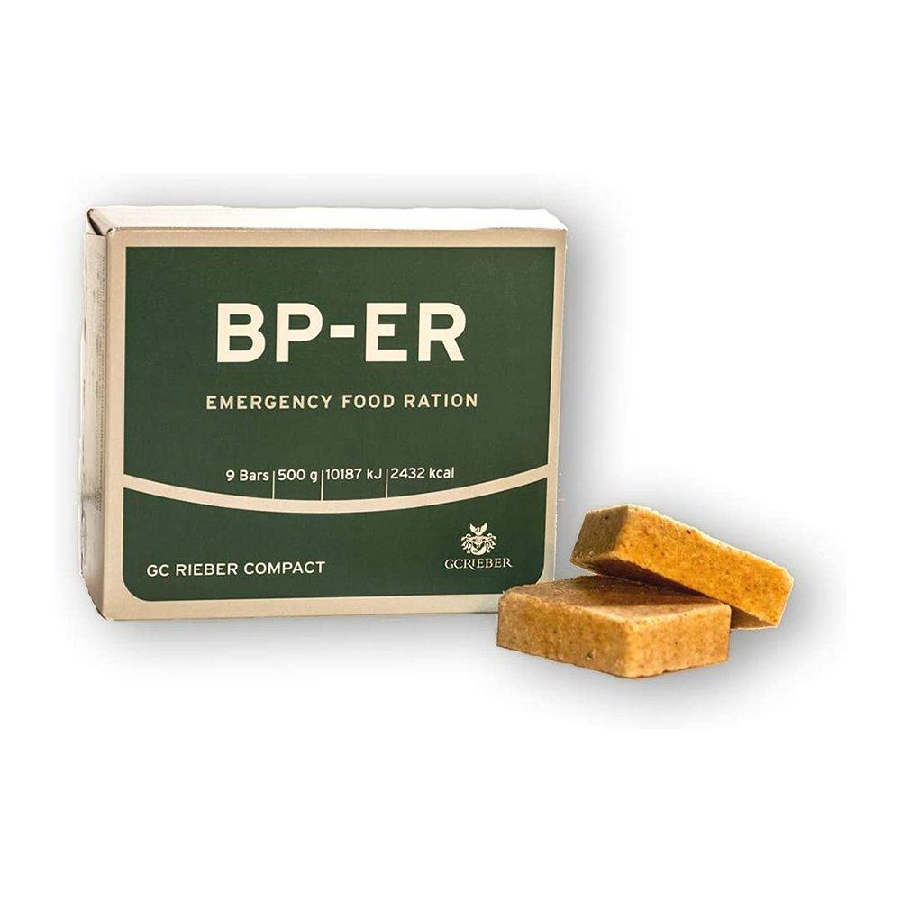 Razione di emergenza BP ER